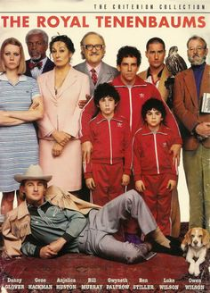 The Royal Tenenbaums / Wes Anderson