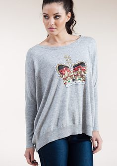 Sweater  £110  Forever Unique
