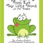spi, frog eye