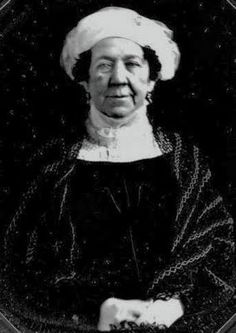 Dolley Madison, 1840