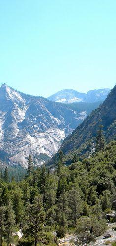 Kings Canyon National Park.