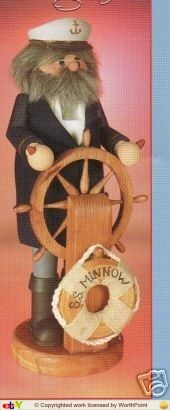 Zim's Nutcrackers - The Ship Captain