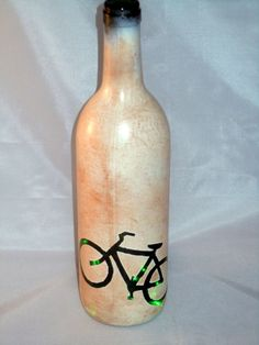 bicycl bottl, bicycles, bottl lamp, bottle lamps, bottles