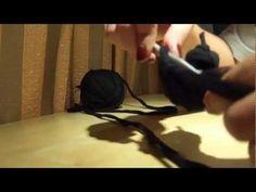 Base de bolso Trapillo/trapilho - YouTube