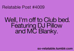 my friday nights.