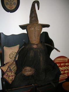 Great primitive witch