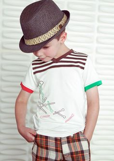 Fore!! Axel and Hudson clothes for boys....lovin this brand
