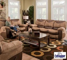 Portman Saddle Reclining Sofa