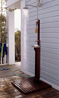 $279 Orvis outdoor shower