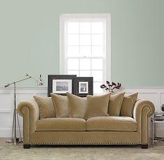 wall colors, living rooms, restoration hardware, restor hardwar, paint colors, restorations, paints, live room, bedroom