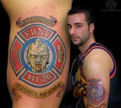 FDNY #tattoo #FDNY