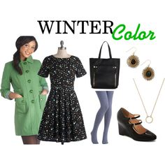 Add some color this winter!