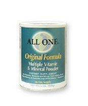 Dietary supplement powder. 50+ vitamins, minerals and amino acids; high-potency B-complex & antioxidants; vegetarian. 66 Day supply. 100% Pure nutrition. No yeast; no gluten; no sugar; no sweeteners; no flavors; no colors; no binders; no excipients; no fillers.