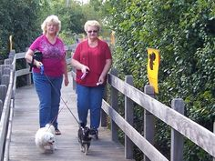 Day 15: Enjoy our on-site natural area and walking path!