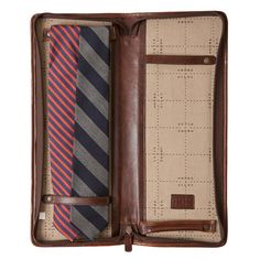 Fancy - Evans Tie Case by Moore & Giles