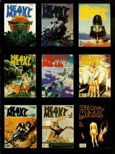 Heavy Metal - Vol. 6 No. 4 - 15 Years Of - 1992