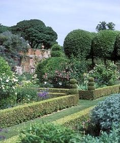 Knot Garden, Hatfield House