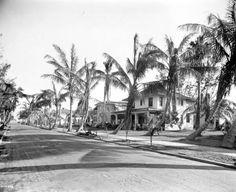 Unidentified residences - Miami, Florida, 1936; Florida Memory