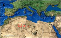 The total area of solar panels it would take to power the world, Europe, and Germany