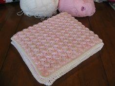 Quick & Easy Crochet Baby Blanket