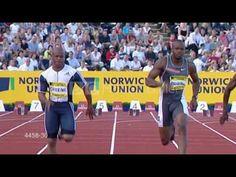 Asafa Powel. BIG bulge #bigbulge #blackathlete #sexyblackmen