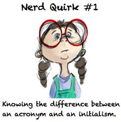 Nerd Quirks