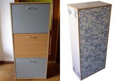Muebles reciclados L