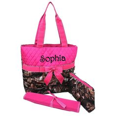 Diaper Bag Personalized Camouflage Natural Camo Hot by parsik93, $36.99