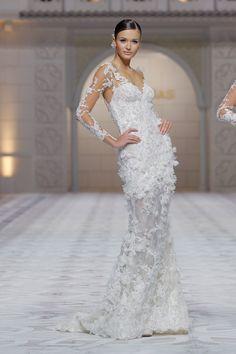 Pronovias Barcelona 2015 Bridal Collection