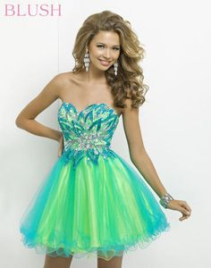 Blush by Alexia Dress 9721 #prom #prom2014 #promdress #blushprom $360