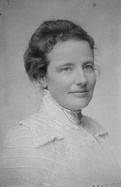 Edith Carow Roosevelt, Teddy Roosevelt's wife