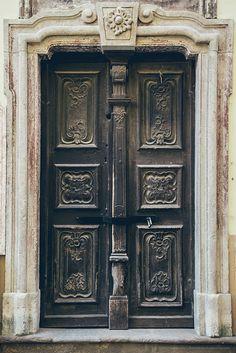 Door in Szentendre, Hungary