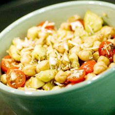 Chickpea Salad II Allrecipes.com