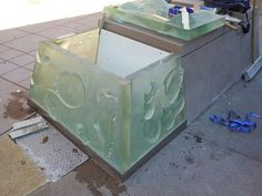 Purdue Time Capsule, by GRT Glass Design So close. Follow this on Monday