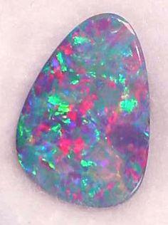 Opal #precious #stone