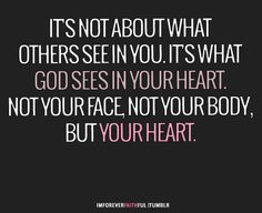 Your heart...