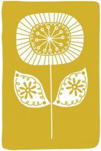 yellow flowers, yellow flower art, pattern, color, kitchen art, flower prints, bird of paradise, dahlia print, illustr