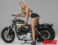 Biker Girl - Biker Chick - Biker Babe
