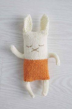 Ravelry: #41 Stuffed Rabbit pattern by Australian Country Spinners