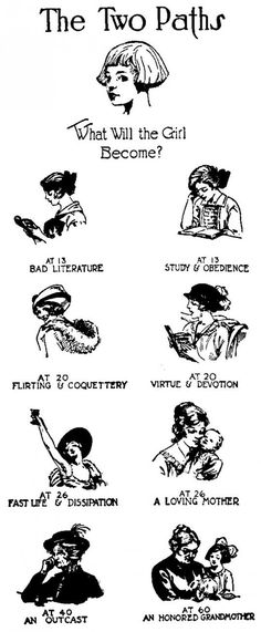Bad literature is our only hope.