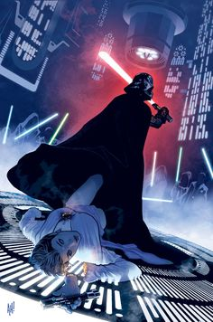Just to bad. GO DARTH VADER!