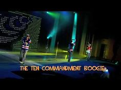 Go Fish - Ten Commandment Boogie (VBS Version)
