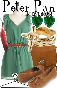 Ever wanted to dress up like Peter Pan?