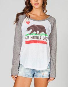 California Love Shirt | So cute :)