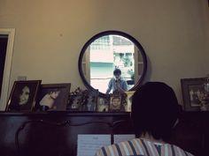 Mirror guy