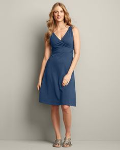 Travex® Lily Dress | High performance meets versatile, feminine style in our chic Travex® dress.