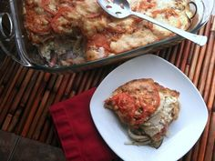 Passover Vegetable Gratin Lasagna