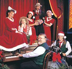 christma gift, christma fun, branson christma, old time christmas