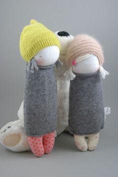 Las muñecas de Muc M
