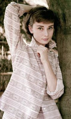 Audrey Hepburn during the filming ofWar and Peace,August 1955. Photographed by Milton Greene peopl, icon, peaceaugust 1955, audrey hepburn, beauti, classic